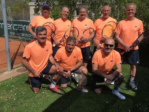 2a Lega maschile Seniori Over 55