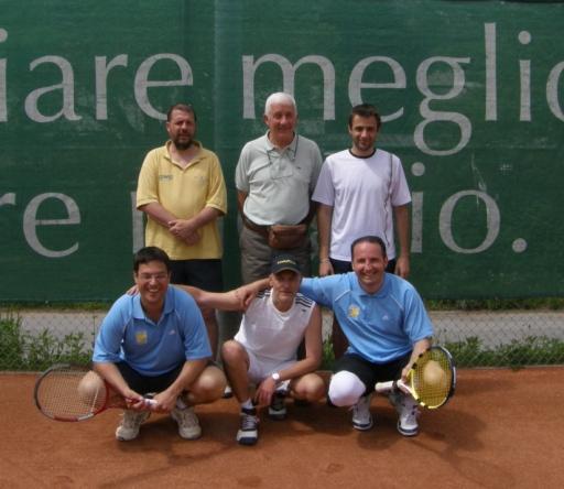3a Lega maschile attivi