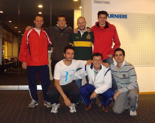 Nazionale C maschile attivi