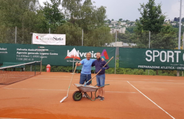 Carmine Delli Gatti e Behar Selmani